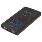 LogiLink Powerbank, 6000 mAh